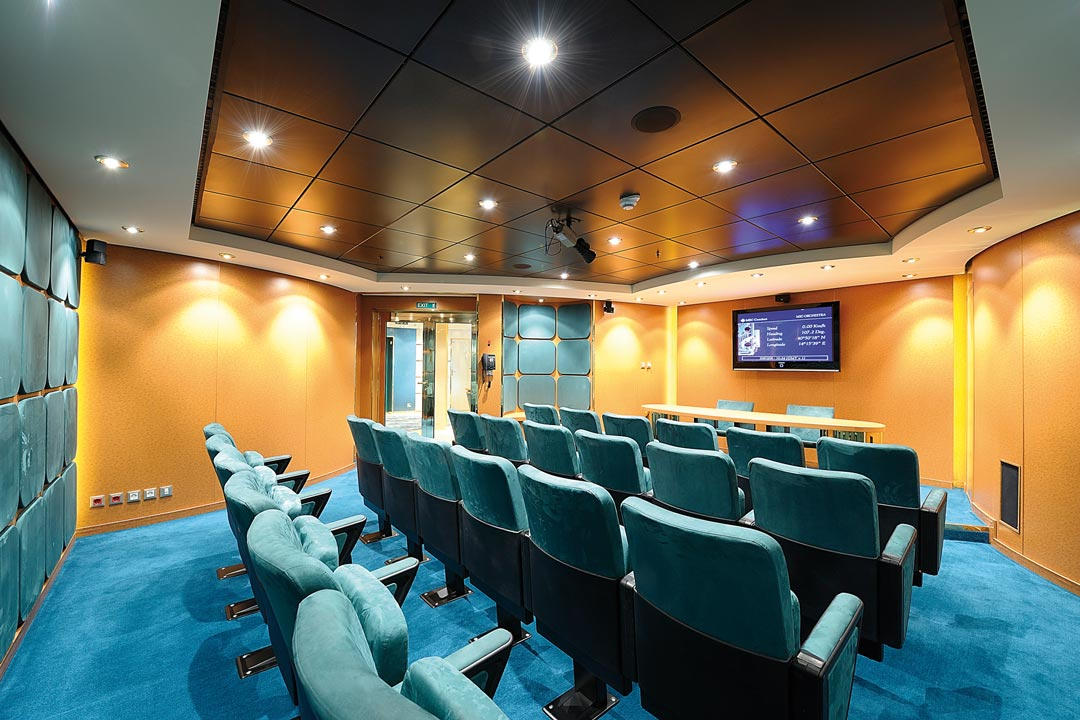 Orchestra Meeting Room